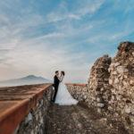 Simona & matteo wedding at castello medioevale