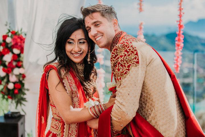 destination wedding in sorrento