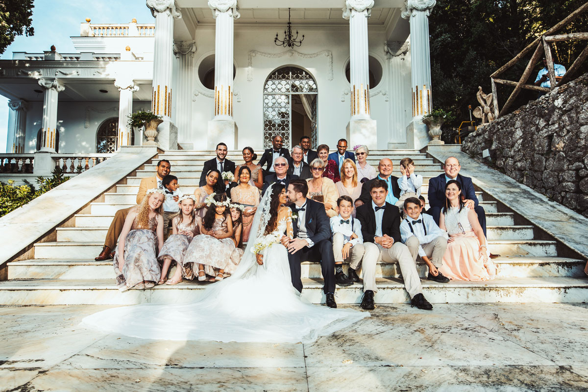 destination wedding in capri